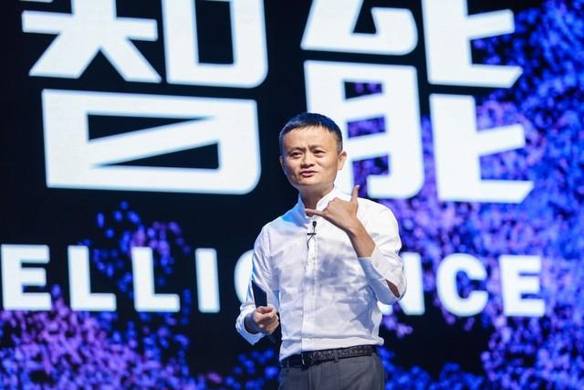 Tỷ phú Jack Ma. Ảnh: AFP