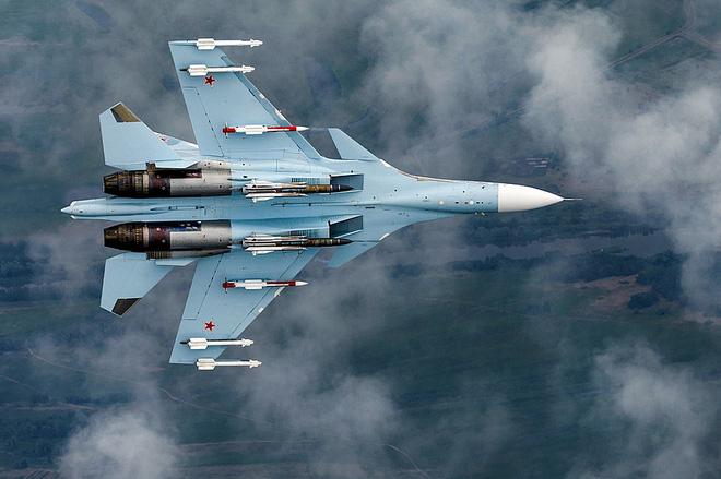 Tiêm kích Su-30SM của Nga là một trong số các lựa chọn của Iran.
