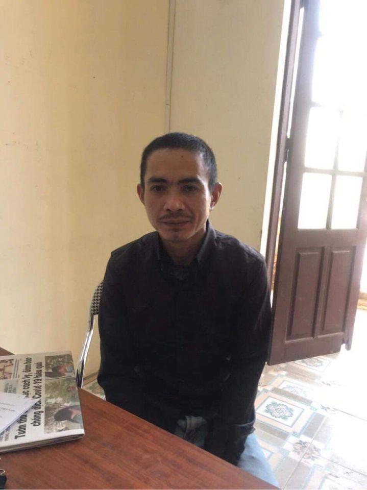 Bị can Nguyễn Văn Quân.