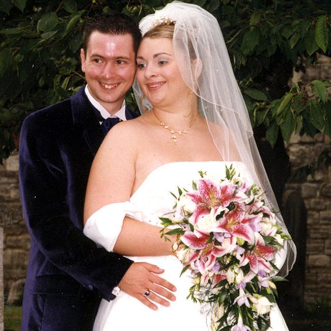 2 vợ chồng bà Donna và Phil.