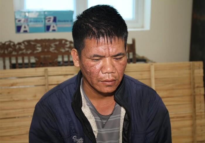 Đối tượng Hà Văn Hoát.