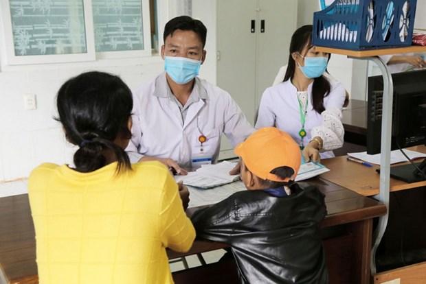 Một trường hợp trẻ rối loạn tâm thần đến khám tại Bệnh viện Tâm thần tỉnh Đắk Lắk. (Nguồn: vtv.vn)