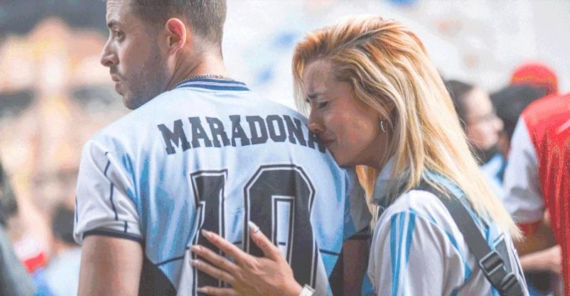 Maradona mãi trong tim tất cả người Argentina và những ai yêu bóng đá