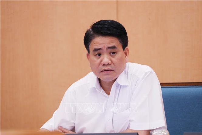 Ông Nguyễn Đức Chung. Ảnh: TTXVN