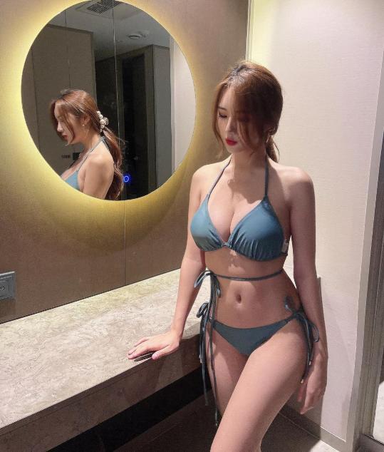 Nữ Gymer hiện trở thành gương mặt hot trên tạp chí CRAZY GIANT.