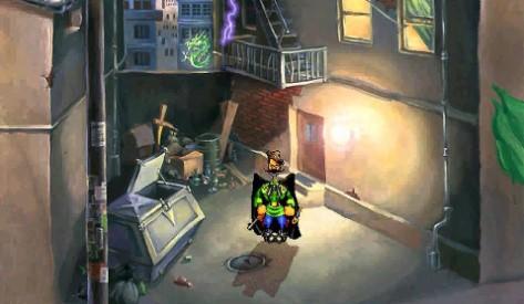Hình ảnh vị chỉ huy xuất hiện trong những trò chơi. Ảnh: RBTH