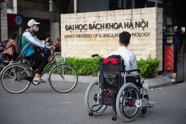 Ở Minh có một nghị lực phi thường, cậu bạn luôn cố gắng hơn gấp nhiều lần người khác