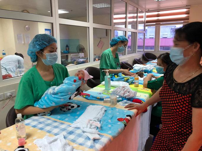 Số con trung bình của một phụ nữ trong độ tuổi sinh đẻ ở mức 2,1 con sẽ bảo đảm dân số phát triển ổn định. (Ảnh chỉ có tính minh họa)
