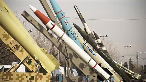 Iran đã điều động 20 tổ hợp tên lửa đạn đạo vào vị trí chiến đấu