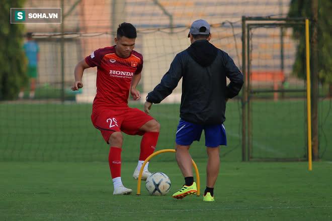 Xuân Mạnh chưa có duyên với ĐT Việt Nam dù được triệu tập ở năm 2019.