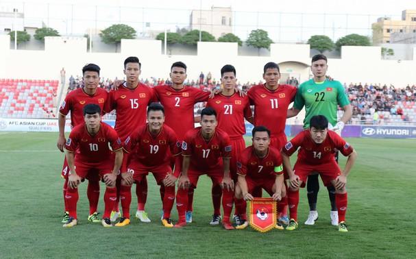 Ngày 27 tháng 3 năm 2018, Xuân Mạnh có lần đầu tiên ra sân cho đội tuyển quốc gia Việt Nam khi anh chơi trọn vẹn trận hoà 1-1 với Jordan tại vòng loại Asian Cup 2019. Tuy nhiên đó cũng là trận đấu duy nhất ở cấp độ ĐTQG của Xuân Mạnh tính đến thời điểm hiện tại.