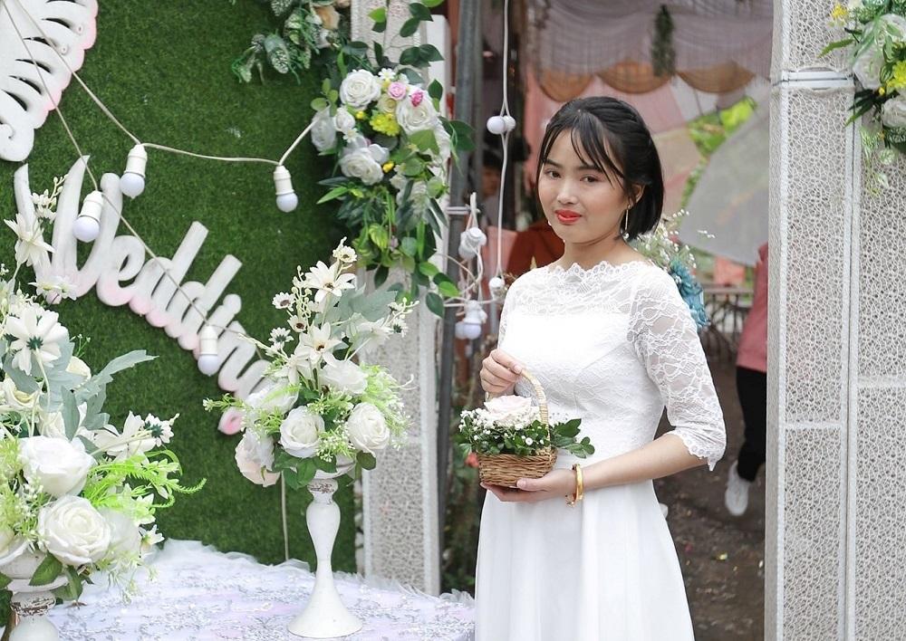 Chân dung bệnh nhân Nguyễn Thị Diệp - người đầu tiên được ghép gan tại Việt Nam - Ảnh: FBNV