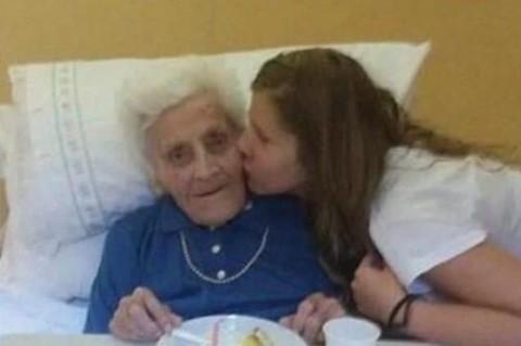 Hy hữu cụ bà 101 tuổi ba lần nhiễm nCoV - Ảnh: fanpage.it