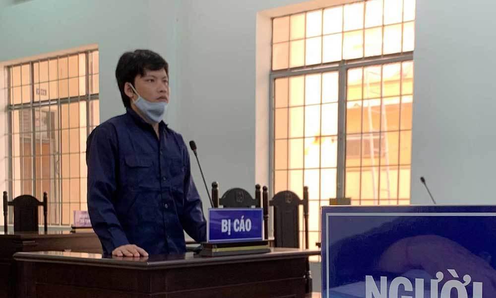 Bị cáo Phạm Hoàng Long