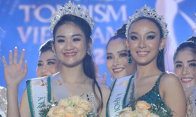 Cuộc thi Hoa khôi Du lịch Việt Nam chỉ tìm ra người chiến thắng là 2 Á khôi, không có tân Hoa khôi