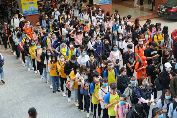 Hơn 30.000 sinh viên Trường ĐH Công nghệ TP.HCM nghỉ học