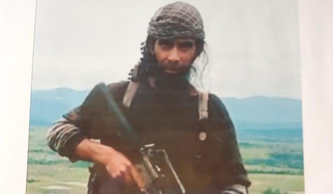 Ali Kalora, thủ lĩnh nhóm khủng bố Mujahideen Đông Indonesia. Ảnh: SCMP