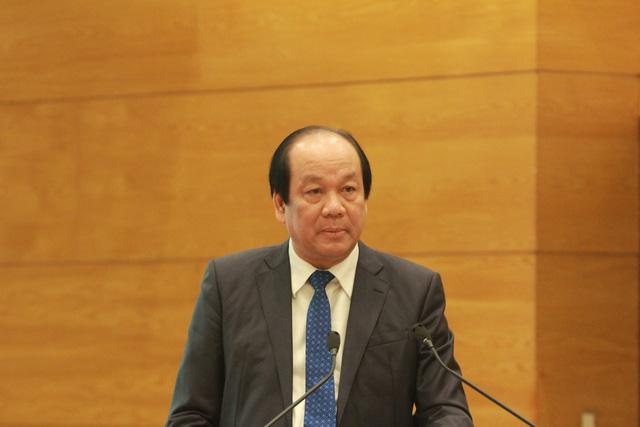Bộ trưởng - Chủ nhiệm VPCP Mai Tiến Dũng.