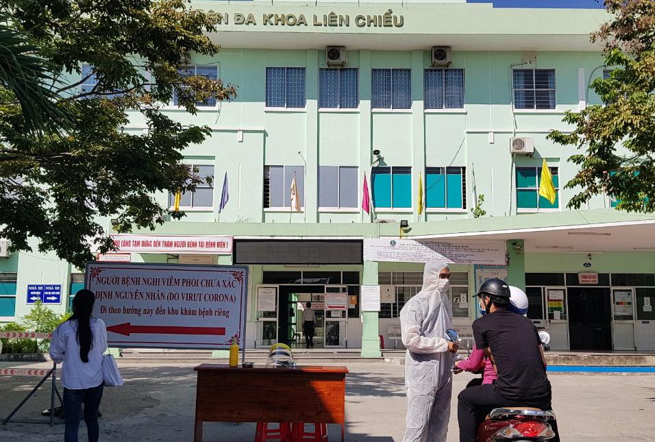Trung tâm y tế quận Liên Chiểu nơi 2 nữ điều dưỡng công tác