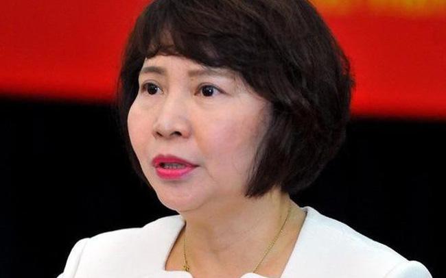 Bà Hồ Thị Kim Thoa. Ảnh: An ninh Thủ đô.