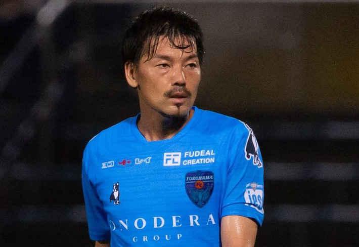 Daisuke Matsui không được thi đấu nhiều ở mùa giải 2020.