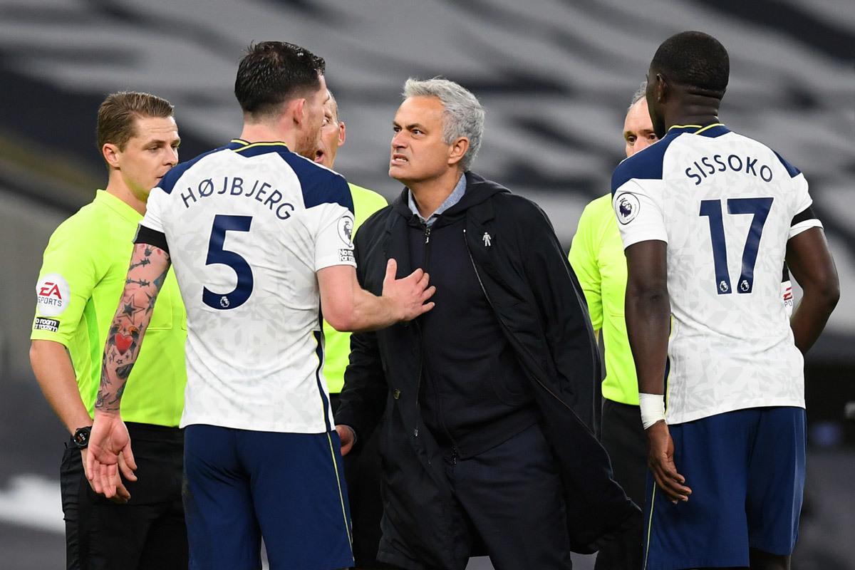 Với Mourinho, Tottenhammơ đến chức vô địch Premier League