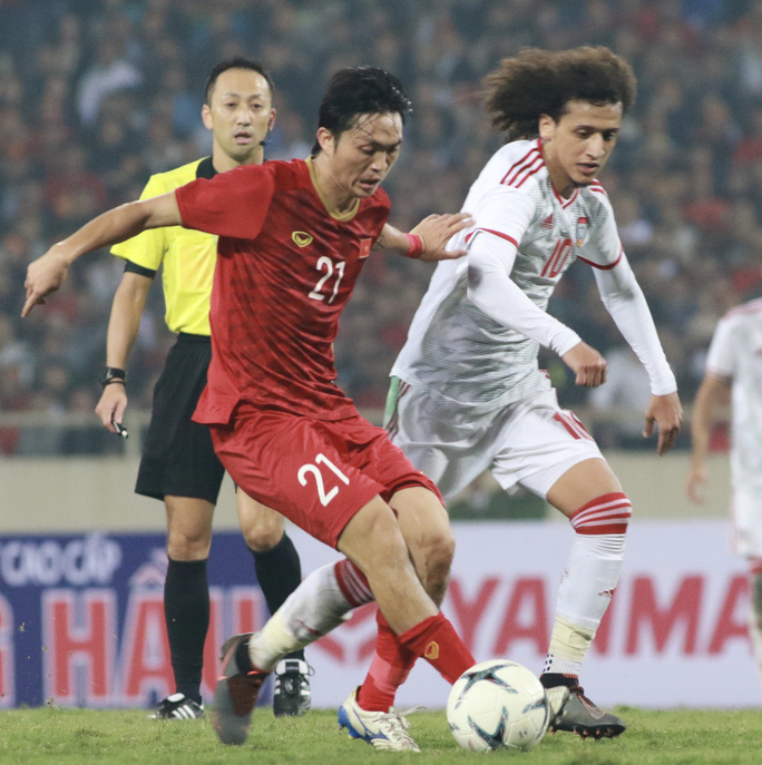 Do dịch Covid-19, nhiều khả năng đội tuyển Việt Nam sẽ đá 3 trận vòng loại World Cup ở một nơi Ảnh: ĐỨC ANH
