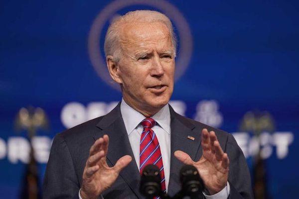 Tổng thống Mỹ đắc cử Joe Biden. (Ảnh: AP)