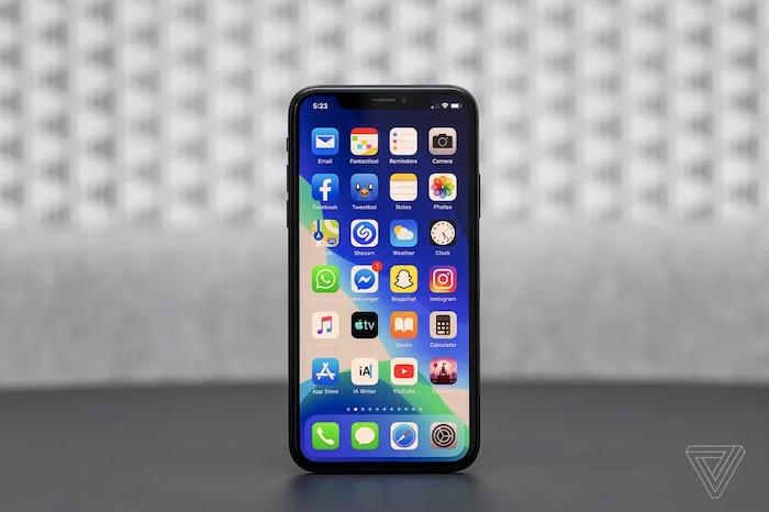 FaceID được Apple giới thiệu từ năm 2017. (Ảnh: The Verge)