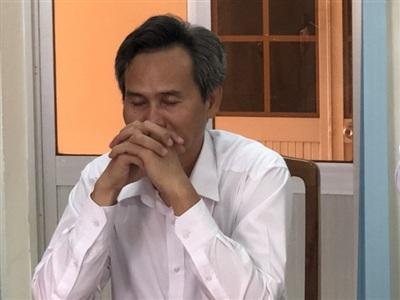 Thẩm phán tham gia vụ xét xử phúc thẩm liên quan ông Lương Hữu Phước tham gia buổi họp báo