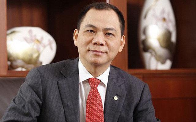 Tỷ phú Phạm Nhật Vượng - Ảnh: Forbes.