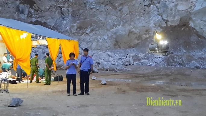 Khu vực xảy ra vụ việc - Ảnh: Báo Điện Biên