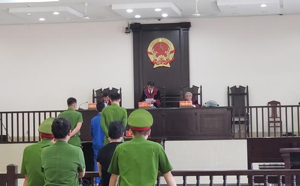 TAND TP Đà Nẵng đã tuyên y án sơ thẩm 7 năm tù đối với bị cáo Hà Học Lộc - Ảnh: TTO