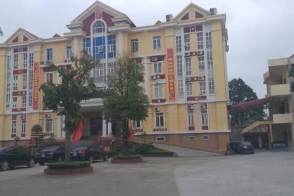 UBND huyện Hậu Lộc