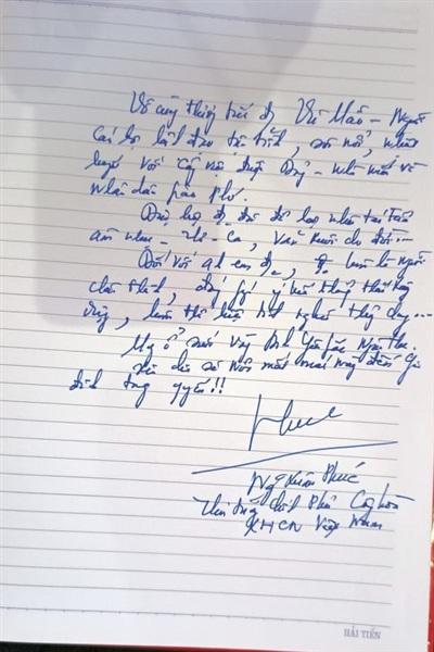 Lời chia buồn của Thủ tướng Nguyễn Xuân Phúc.