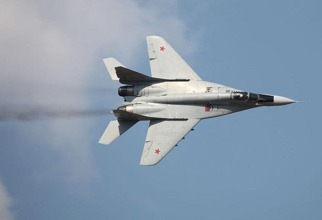 Máy bay chiến đấu MiG-29. Ảnh: Drive