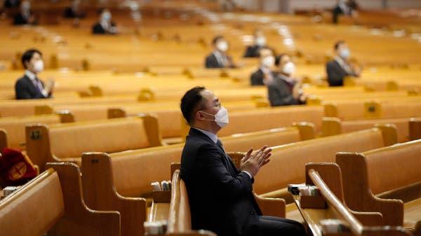Các ca lây nhiễm COVID-19 mới tiếp tục xuất hiện tại các nhà thờ ở Seoul và vùng phụ cận. Ảnh: AP