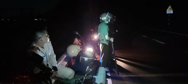 Lực lượng chốt chặn tại đèo Hải Vân