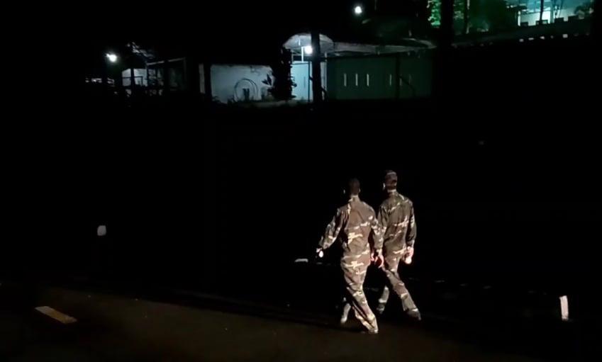 Các lối nhỏ trên đèo Hải Vân được lực lượng chức năng kiểm tra để nhanh chóng bắt được kẻ tội phạm nguy hiểm.