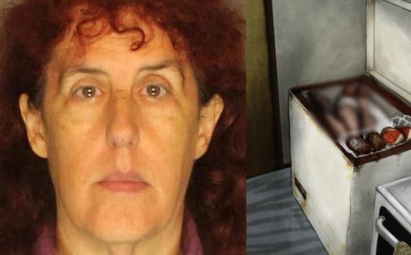 Người phụ nữ giấu thi thể bà ngoại trong tủ đông suốt 16 năm