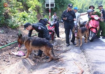 Trung tá Nguyễn Ngọc Rạng - Trưởng trạm CSGT cửa ô Hoà Hiệp, cho biết: 'So với hôm qua, phạm vi kiểm soát đã được mở rộng hơn, bám sát hướng phạm nhân có thể bỏ trốn'. Tổng quân số tham gia truy tìm là hơn 100 người.