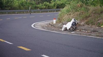 Ngoài chiếc xe máy mà Sự vứt lại hiện trường, đến nay lực lượng chức năng vẫn chưa phát hiện thêm gì về dấu vết của tên tội phạm nguy hiểm này.