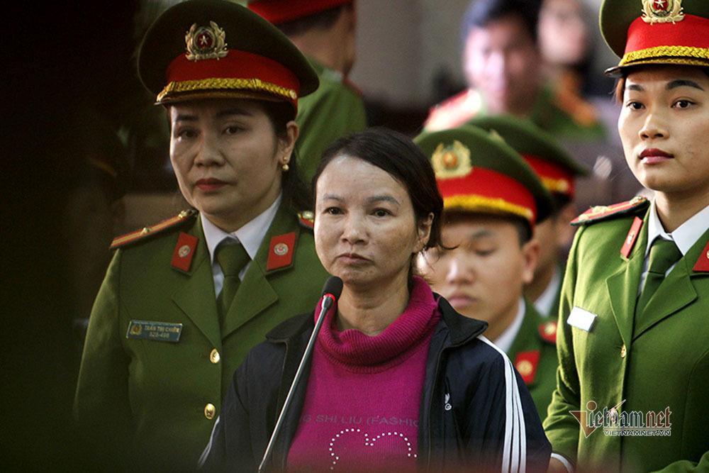 Bị cáo Trần Thị Hiền