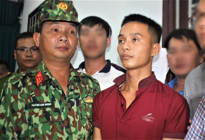 Hiện, Triệu Quân Sự đã được đưa về lại Trại tạm giam của Quân khu V, đóng tại Đà Nẵng.