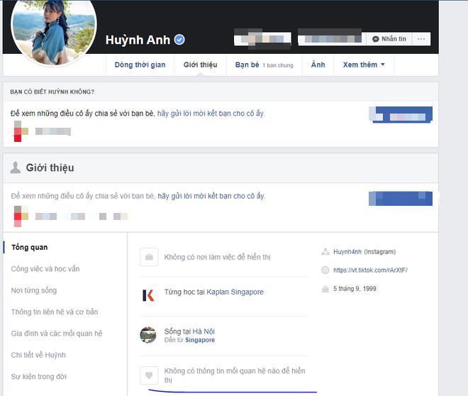Quang Hải lộ loạt tin nhắn nhạy cảm về chuyện yêu đương, Huỳnh Anh hủy bỏ trạng thái 'hẹn hò'