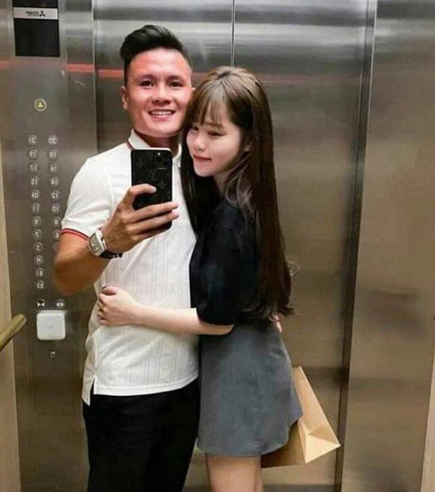 Quang Hải chính thức công khai bạn gái mới Huỳnh Anh hồi đầu tháng 5/2020
