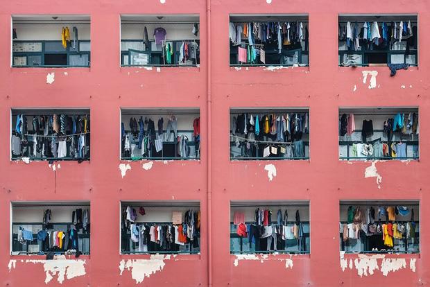 Ô cửa ghi lại cuộc sống đời thường của sinh viên từ một ngôi trường Đại học quen thuộc tại TP.HCM.