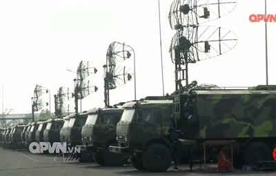 Radar bắt thấp chuyên nhiệm VRS-2DM 'Made in Vietnam'.