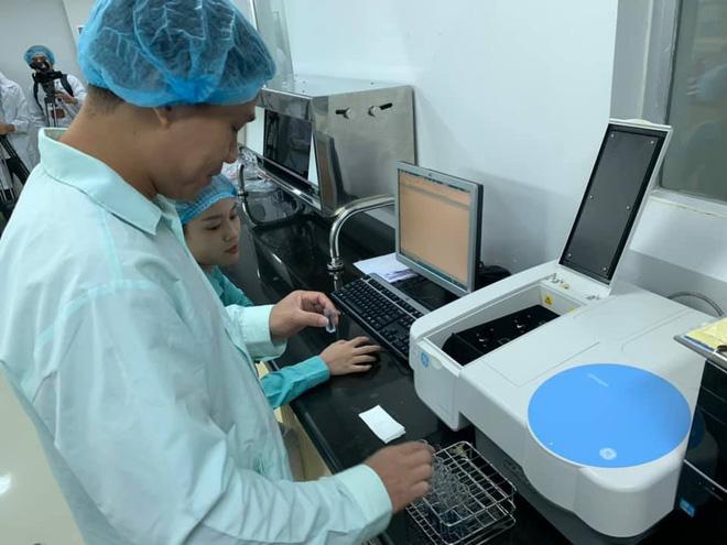 Thử nghiệm định lượng Protein cho vắc xin