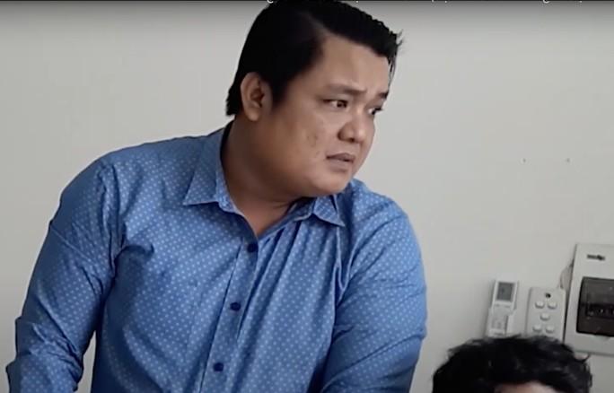 Ông Ngô Minh Khâm lúc chưa bị bắt